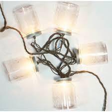 mainstays mason jar mini string lights 10 count walmart com
