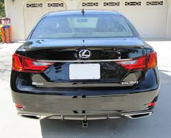 lexus f sport road bike 2016 gs f sport trailer hitch clublexus lexus forum discussion