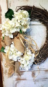 wedding wreaths front doors front door wreath front door wreath hydrangea