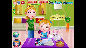 Baby Hazel Room Games - baby hazel cooking time movie game youtube