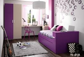 lovable bedroom makeover with calm pink accent wall color