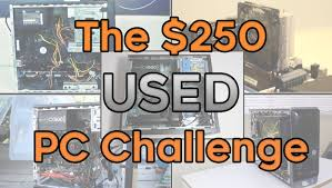 Challenge Used The Verdict 5 Way 250 Used Gaming Pc Challenge