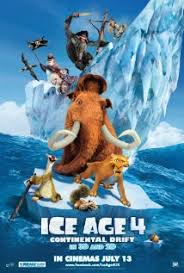 Ice Age 4: Jorden skakar loss (2012)