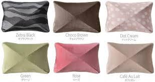 japan trend shop atex lourdes massage cushion