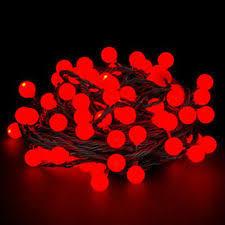 festive 160 berry led lights kingberry160 kingfisher