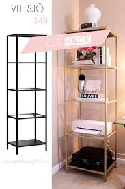 ikea hacks storage ikea hack vittsjö ikea hack apartment ideas and apartments