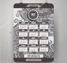 25 2017 calendar mockups u0026 designs free u0026 premium templates