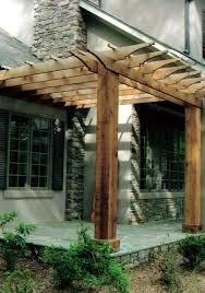 Flagstone Patio With Pergola Pergola Design Magnificent Pergola Stone Base Pergola With Stone