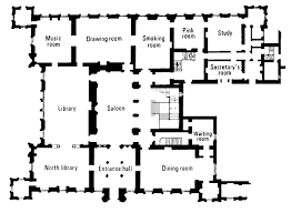 highclere castle floor plan the real downton abbey staircases