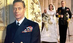 the crown netflix how did king george vi die a look back at his