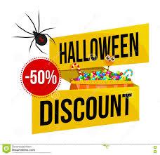 Halloween Sale Halloween Sale Logo Or Label Stock Vector Image 77449338