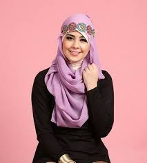 tutorial hijab syar i ala risty tagor 126 best hijab syar i images on pinterest latex sexy wife and