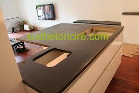 beton ciré pour plan de travail cuisine beton cir pour cuisine plan de travail pour cuisine blanche