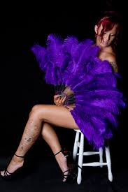 burlesque fans burlesque feather fan range fantastique feather creations