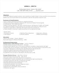 resume medical radiation technologist resume examples assistant 9