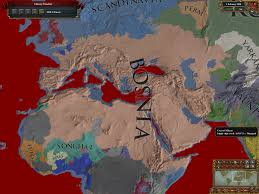 Red Sea World Map by My Bosnian Empire Ignore The Red Sea Eu4