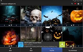 cool halloween wallpapers 3d halloween wallpapers 4k android apps on google play