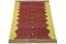 Kilim Rug Amazon Com Bohemian Vintage Kilim Rug 7 2x4 9 Feet Area Rug Old