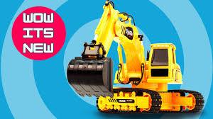 video for kids youtube kidsfuntv trucks for kids dump truck bulldozer excavator video for