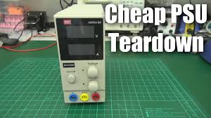 cheap bench power supply tear down it u0027s bad youtube