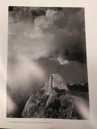 ansel adams yosemite and the range of light poster yosemite and the range of light ansel adams limited first edition