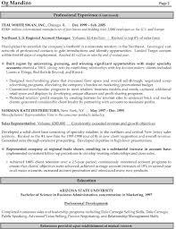 High Level Resume Sample Resumes Creative Edge Resumes