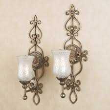 Hurricane Candle Wall Sconces Collection Candle Holder Wall Sconces Pictures Jefney Wall Sconces