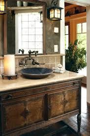 Small Bathroom Sink Cabinet Bathroom Sink Rustic Bathroom Sink Cabinets Cottage Look Vanity
