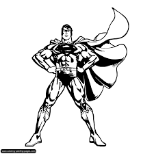 superman clipart black and white clipart panda free clipart images