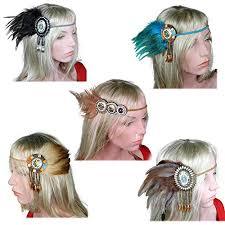 hippie hair accessories bohemian feather headband hippie headdress hair accessories