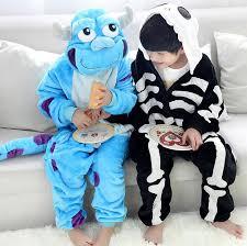 Sully Halloween Costume Toddler Popular Sully Pyjamas Buy Cheap Sully Pyjamas Lots China