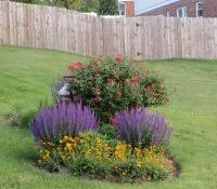 flower bed layouts landscaping ideas for full sun front yard