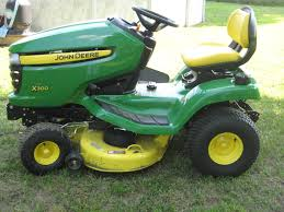 john deere x series lawn tractors john deere riding mowers john