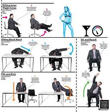 Desk Chair Workout Office Chair Workouts For Abs Goddess Workout