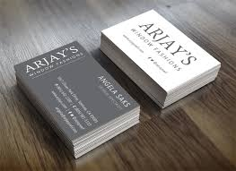 Home Design Business Cards Design And Print Business Cards At Home Home Design