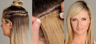 different types of hair extensions types of hair extensions