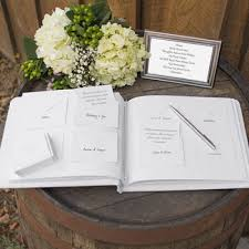 wedding wish book wishes card and envelope guest book