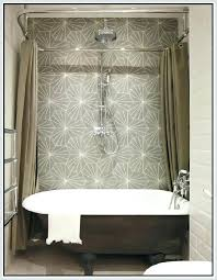 Clawfoot Tub Shower Curtain Liner Remarkable Clawfoot Tub Shower Curtain Liner Contemporary Best