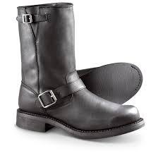 mens black motorcycle boots men u0027s durango boot 10