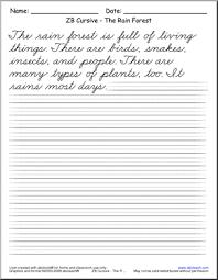 all worksheets cursive sentences worksheets printable