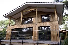 Maison En Bois Cap Ferret Architecte Maison Bois Et Ossature Bioclimatique Bordeaux