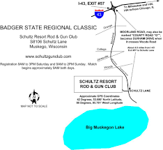 Garden State Parkway Map Glock Sport Shooting Foundation