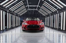 tesla inside 2017 tesla u0027s dutch factory to double production for model s and model x