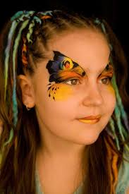 best 20 butterfly face paint ideas on pinterest butterfly face