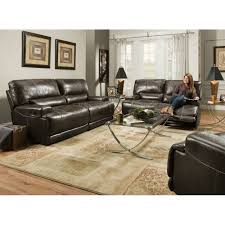 Leather Reclining Sofa Loveseat by Napa Living Room Reclining Sofa U0026 Loveseat 81002 Living Room