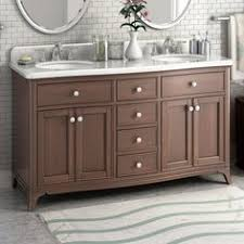 carolina 60 white double sink vanity by lanza essie 60 double vanity set with backsplash double vanity