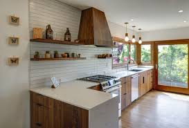 mid century modern walnut kitchen cabinets mid century modern solid walnut kitchen george ramos