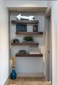 Home Decor Shelf by 12 Ways To Decorate With Floating Shelves Hgtv U0027s Decorating