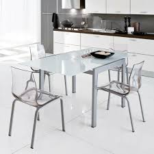 table cuisine blanc table blanche de cuisine maison design wiblia com