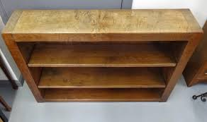 mouseman style oak low bookcase in mouseman u0026 other critters